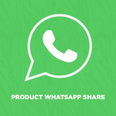 Prestashop Product WhatsApp Share