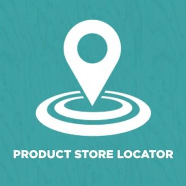 Prestashop Product Store Locator