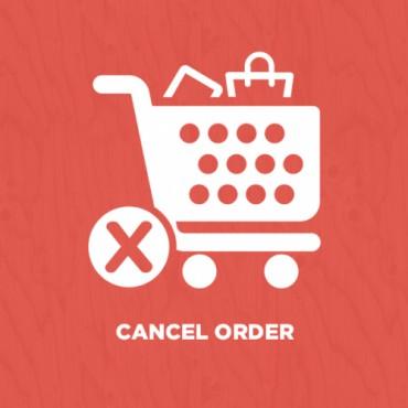 Prestashop Cancel Order