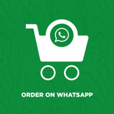 Prestashop Order on Whatsapp