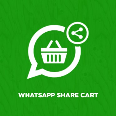 Prestashop WhatsApp Share Cart