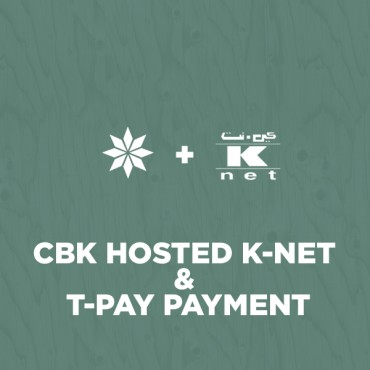 Prestashop CBK Bank Hosted K-NET & T-PAY QR Payment